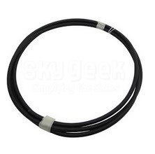 David Clark 09271P-18HA000 Black 4x24 Gage (.250 OD) Shielded Electrical Cord - Sold by Foot