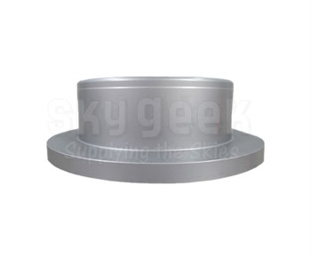 Cleveland Wheel & Brake 164-24500 Steel Brake Disc