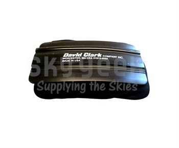 David Clark 18900G-45 Black Super-Soft Foam with Cotton Cover Headset (excluding H20-10) Head Pad