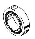 Cleveland Wheel & Brake 214-18337 Tapered Roller Bearing Cup