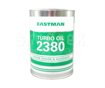 Eastman Turbo Oil 2380 Clear MIL-PRF-23699 Spec Aircraft Turbine Engine Lubricating Oil - Quart (946 mL) Can