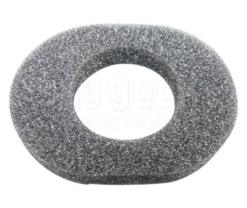 David Clark 25629P-03 Gray Foam Headset Dome Filter