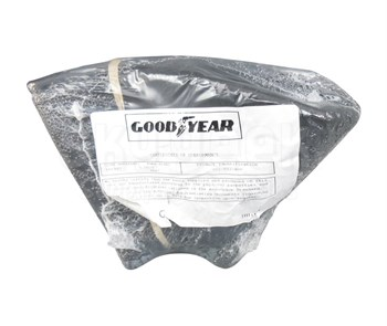 Goodyear® Aviation 302-013-400 Flight Mate™ 5.00-5 Butyl Aircraft Inner Tube - TR-67A Bent 90° Valve Stem