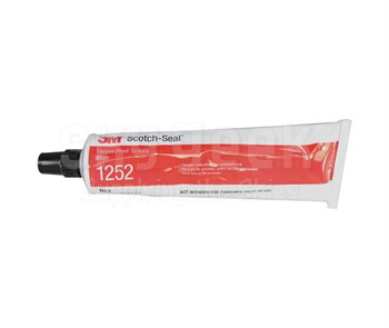 3M™ 021200-20193 Scotch-Seal™ 1252 White Tamper Proof Sealant - 5 oz Tube