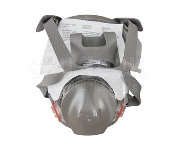 3M 051138-54146 Full Facepiece Reusable Respirator - Medium