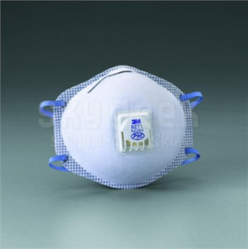 3M 051138-54285 Disposable Particulate Respirator Face Masks - P95 - 8 Count