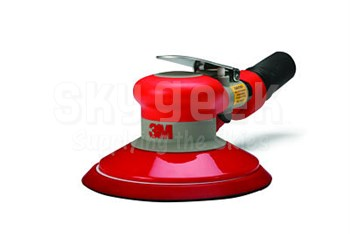"3M 051141-20330 Random Orbital Sander - 6"" - Self-Generated Vacuum - 3/32"" Orbit"