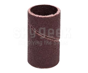 "3M™ 051144-11973 341D Brown 1/2"" P120 Grit Evenrun Cloth Band - 100 Bands/Pack"