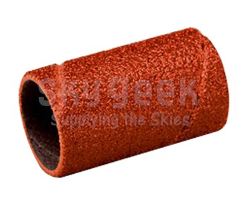 """3M™ 051144-40210 341D Brown 1"""" 80 Grit Cloth Band"""