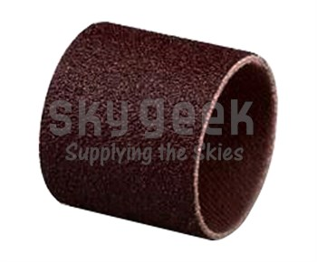 """3M™ 051144-40214 341D Brown 1"""" 36 Grit Cloth Band"""