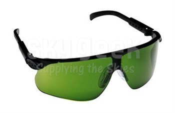 3M™ 078371-62233 Maxim™ 12292-00000-20 Black Temple 3.0 IR Lenses Safety Glasses