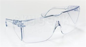 3M™ 078371-62343 Tour-Guard™ III 41120-00000-100 Regular Clear Lens Safety Glasses