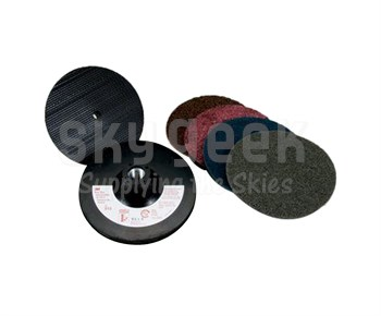 """3M™ 048011-08713 Scotch-Brite™ 915S 5"""" Surface Conditioning Disc - 5 Discs/Pack"""