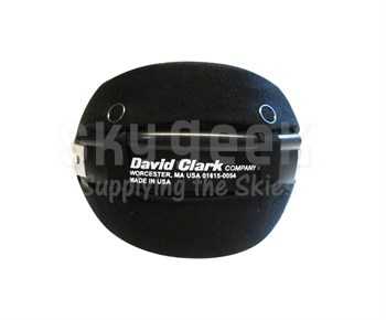 David Clark 40688G-36 Super-Soft Double Foam H10 Series Headset Head Pad Kit