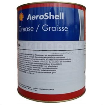 AeroShell™ Grease 64 Extreme Pressure Synthetic Molybdenum Disulphide Aircraft Grease - 3 Kg (6.6 lb) Can