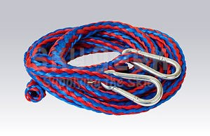 Degroff Aviation 5901 EZ Lock Aircraft Tie-Down Ropes