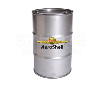 AeroShell™ Oil 550041188 120 Mineral SAE Grade 60 Aircraft Oil - 55 Gallon (206.9 Kg) Steel Drum
