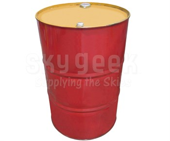 AeroShell™ Oil 550041182 W120 SAE Grade 60 Ashless Dispersant Aircraft Oil - 55 Gallon (206.9 Kg) Steel Drum