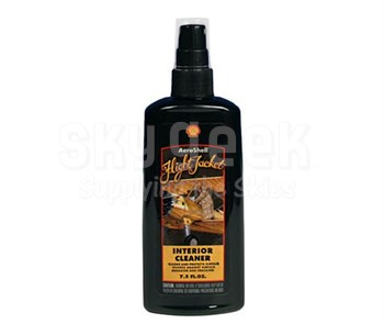 AeroShell 61241 Flight Jacket Interior Cleaner - 7.5 oz Bottle