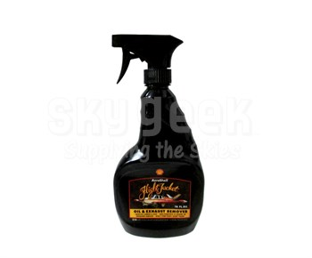 AeroShell® 61242 Flight Jacket® Oil & Exhaust Remover - 16 oz Bottle