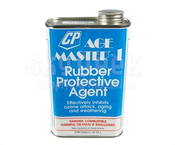 Goodrich 74-451-127 Age-Master No.1 Rubber Protective Agent - Quart Can