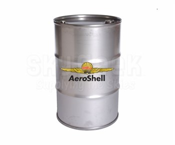 AeroShell™ Oil 550041186 W80 Plus SAE Grade 40 Ashless Dispersant Aircraft Oil - 55 Gallon (206.9 Kg) Steel Drum