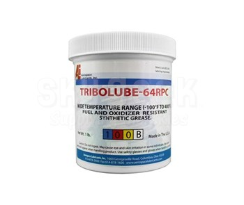 Aerospace Lubricants TRIBOLUBE-64RPA Fluorinated Polyether Grease - 1 lb Can