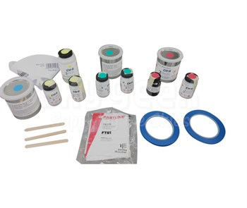 DHi® HPP001SGNK-A AfterGlo® High Performance Photoluminescent Propeller Paint Kit
