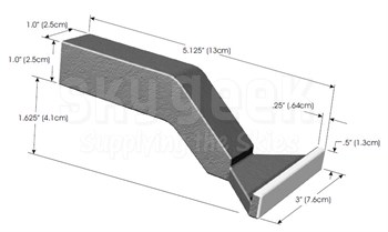 Aircraft Tool Supply 140 Bucking Bar
