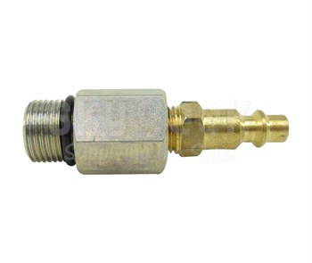 Aircraft Tool Supply 18MM Plug Adapter for the 2E Pressure Tester