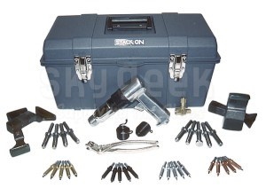 Aircraft Tool Supply 2602AKT Mechanics 2602A Rivet Gun Riveting Kit