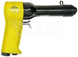 Aircraft Tool Supply 4X-YELLOW Banana Yellow Pro Rivet Gun