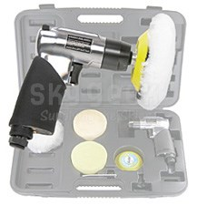 Aircraft Tool Supply ATS4600K Mini Polisher Kit (7 Piece)