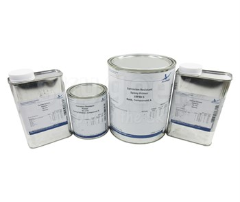 AkzoNobel 10P30-5/EC-275/TR-115 Green GMS 5005, Type I , Revision C Spec Corrosion Resistant Epoxy Primer - 1.50 Gallon Kit