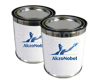 AkzoNobel 446-21-7925/X-530 White Epoxy Topcoat Paint - Gallon Kit