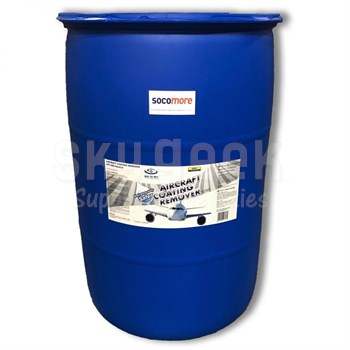 Sea to Sky SPC-909 Neutral Water Based Aircraft Paint Remover - 55 Gallon Drum