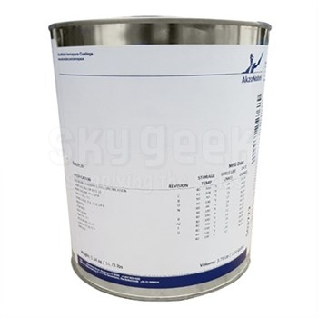 AkzoNobel TL-52 Clear AkzoNobel Aerospace CTGS Spec Epoxy Primer Thinner - Gallon Can