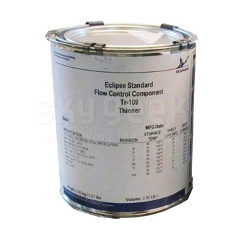 AkzoNobel TR-109 Eclipse® Clear AkzoNobel Aerospace CTGS Spec Standard Flow Control Component Thinner - Quart Can