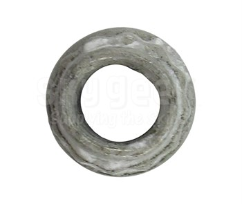 SPS Technologies 42FLW524 Steel Nut, Self-Locking, Extended Washer, Double Hexagon