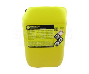 AERO-KLENE 1002 Aircraft Exterior Soap Solution - 25 Kg Jerrycan