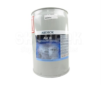 Chemetall ARDROX® AV 8 Brown MIL-PRF-16173E Class 1, Grade 1 & 4 Spec Corrosion Inhibiting Compound - 20 Liter Pail