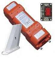 Artex 455-5067 Model C406-N 406 MHz Emergency Locator Transmitter with Blade Antenna