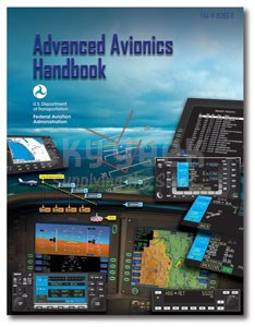 Aviation Supplies & Academics ASA-8083-6 Advanced Avionics Handbook Softcover Book