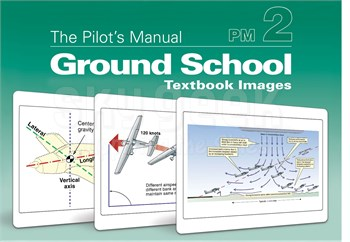 ASA ASA-PM-2B-GRAFX Pilot's Manual Volume 2: Ground School - Textbook Images