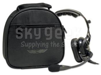 Aviation Supplies & Academics ASA-BAG-HS-1A AirClassics™ Single Headset Bag