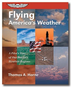 Aviation Supplies & Academics ASA-FAW Flying America's Weather