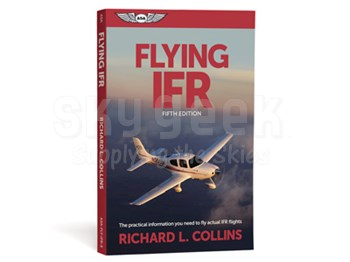 Aviation Supplies & Academics ASA-FLY-IFR-5 Flying IFR Softcover Book