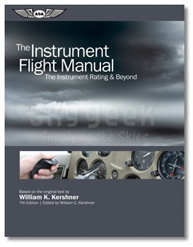 Aviation Supplies & Academics ASA-FM-INST-7 Instrument Flight Manual