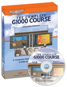 Aviation Supplies & Academics ASA-G1000 The Complete G1000-Equipped Airplane Course