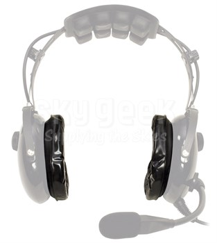 Aviation Supplies & Academics ASA-HS-1-GEL Gel Headset Ear Seals